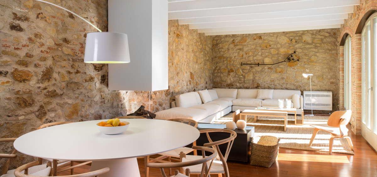 Rehabilitación e interiorismo casas del Empordà, Cases Singulars del Empordà