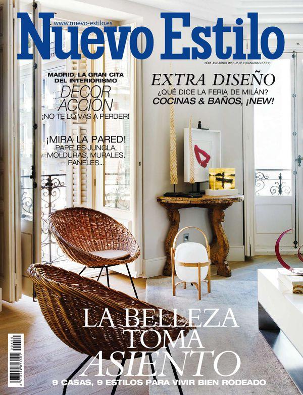 PORTADA Revista_NUEVO_ESTILO_459_Pals_cases_singulars_emporda