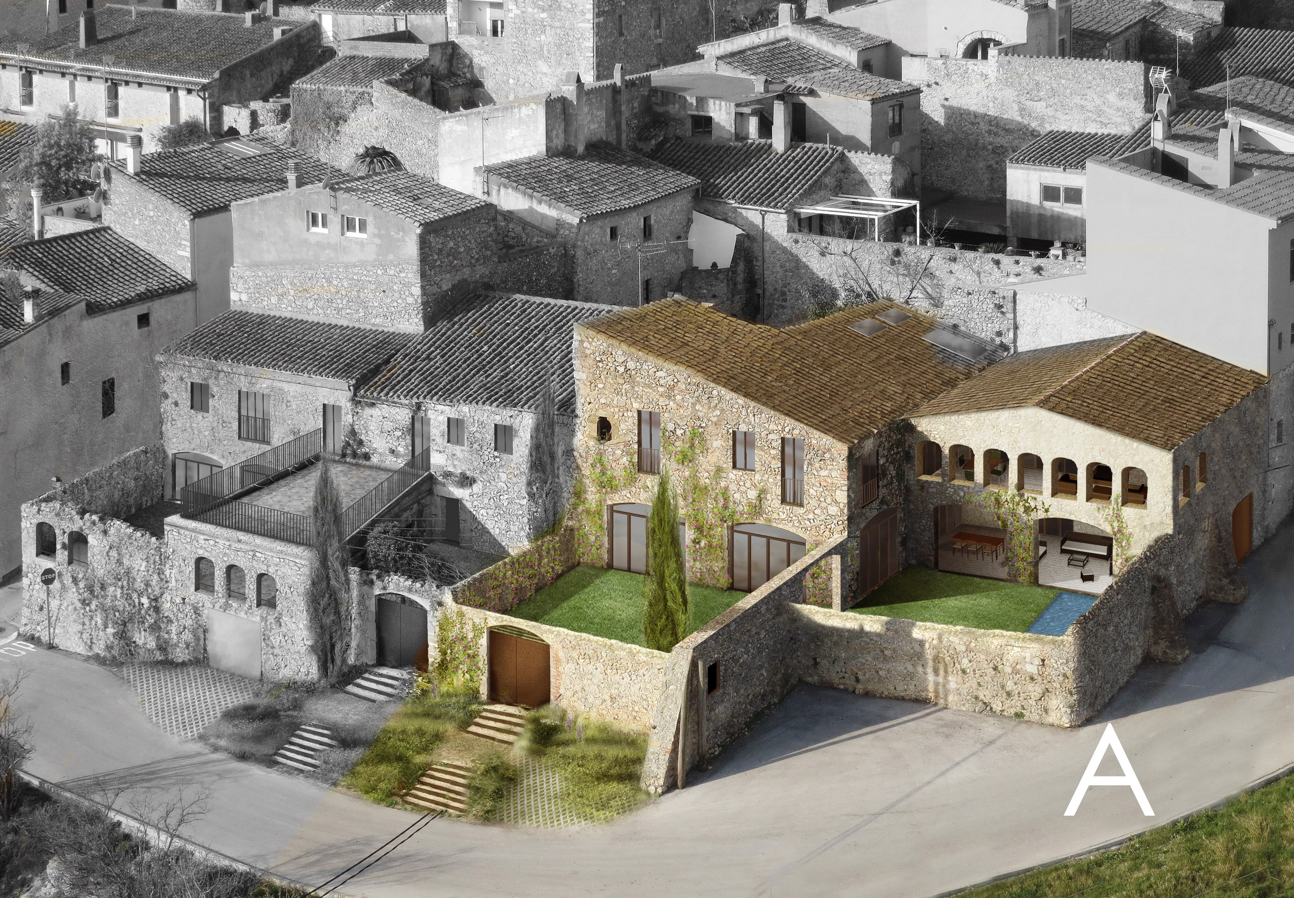 casa en venta Bellcaire calle nord cases singulars emporda BAix Emporda Girona