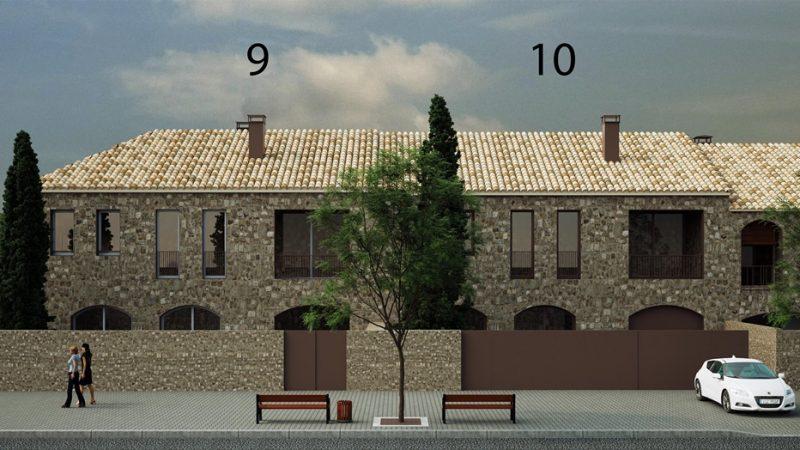 Solar A1 Pals Baix Empordà 10 casas Cases Singulars Empordà (8)
