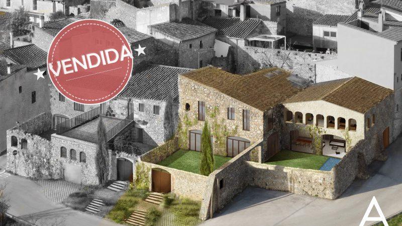 VENUDA_casa_nord_A_ Bellcaire_Cases_Singulars_Emporda