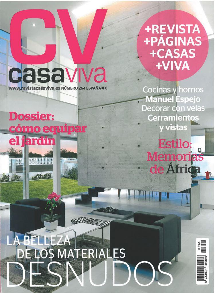 CASA VIVA 264 maig2019 Casa C.Nord 1 BELLCAIRE D'EMPORDA