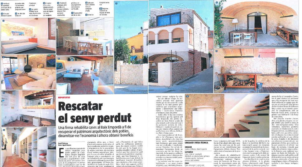 La Vanguardia Octubre 2012