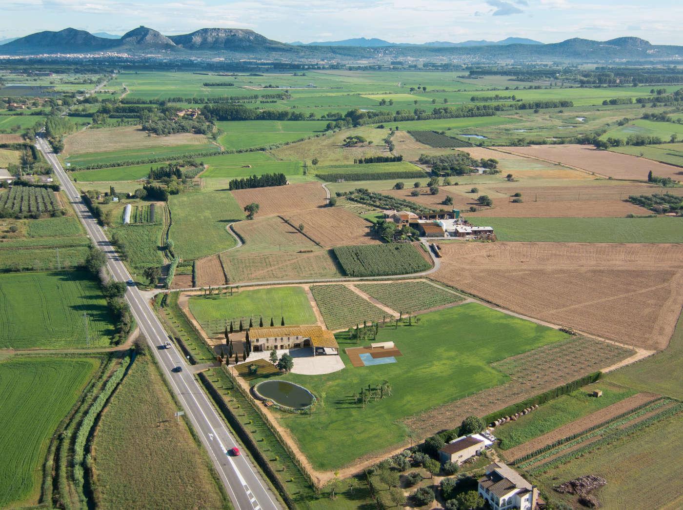 Masia en venta Pals Baix Emporda Girona, Cases Singulars