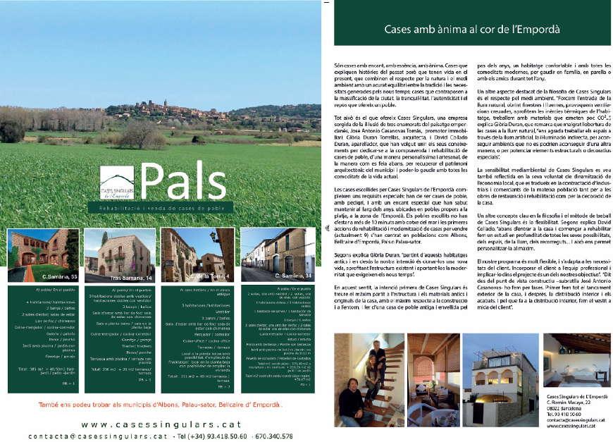 Revista Pals Turisme Juny 2013