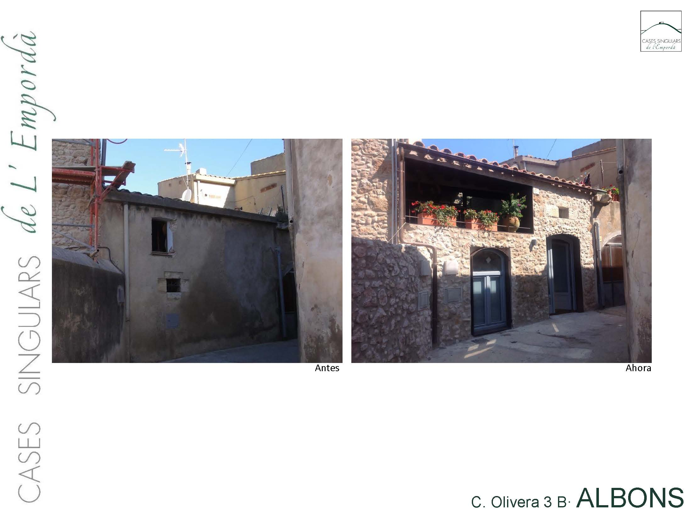 Antes_y_despues_olivera _3_b_albons_casa_en_venta_rehabilitada_baix_emporda_cases_singulars